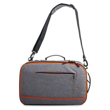 Vashka grey backpack travel bag
